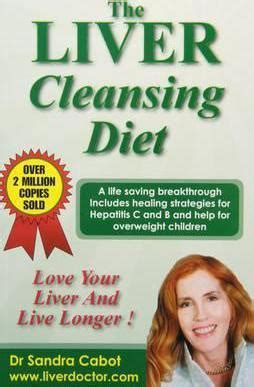 Liver Detox Diet Uk by The Liver Cleansing Diet Dr Cabot 9780967398365