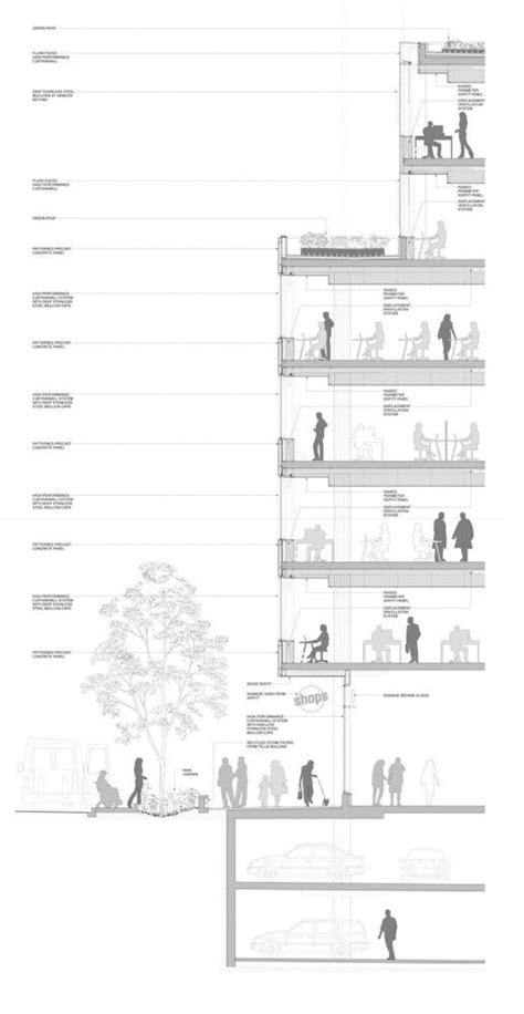 arch section 1000 images about arch detail drawing on pinterest
