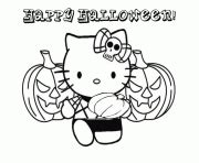 hello kitty pumpkin coloring page hello kitty driving train with friends coloring pages