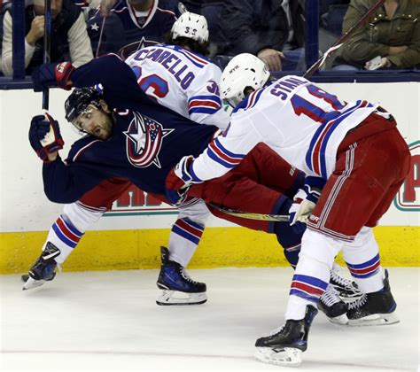 Background Check Columbus Ohio Nhl Roundup Blue Jackets Blank Rangers For Third Win Portland Press Herald