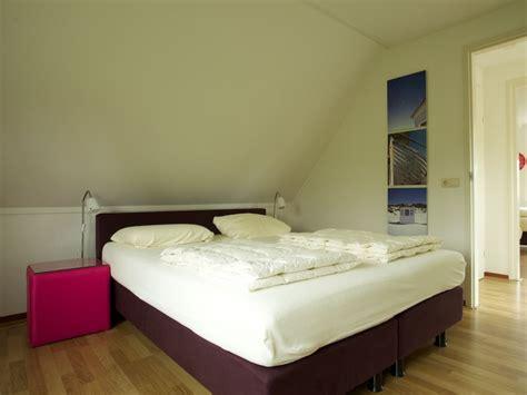 schlafzimmer der die das ferienhaus schoorlse duinen nord schoorl firma