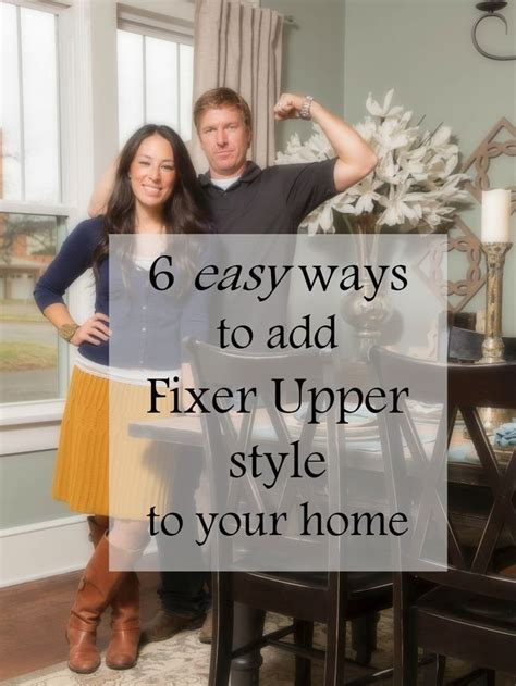 looking for fixer uppers the very easy way consuelo s blog 54 best chip joanna gaines images on pinterest