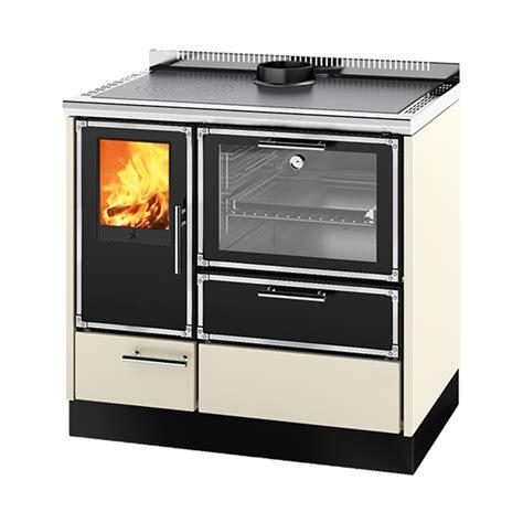 stufa a legna con forno e piano cottura rizzi lussignoli