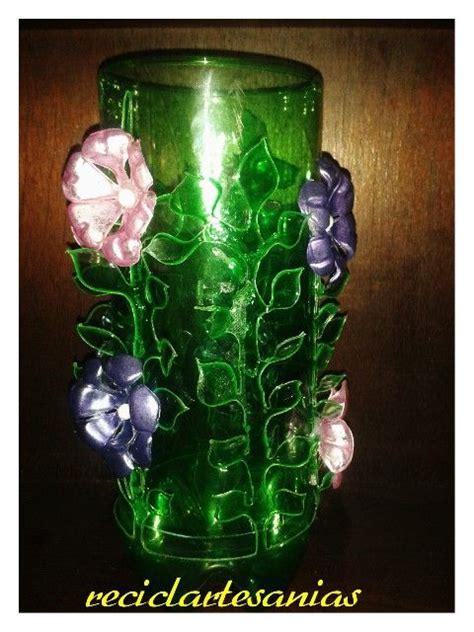 floreros con botellas de plastico florero hecho con botellas plasticas flores con botellas
