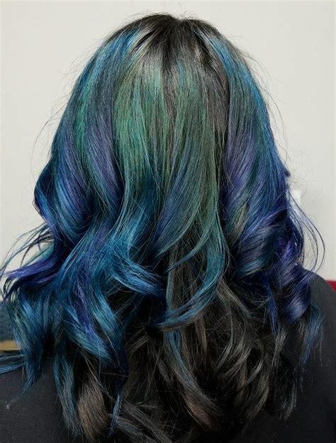 pravana blue hair color pravana blue hair my mermaid hair with pravana vivids