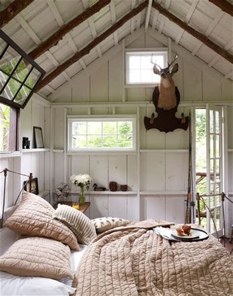 Rustic Cottage Bedroom by Louise King White Rustic Modern Bedroom Flickr Photo