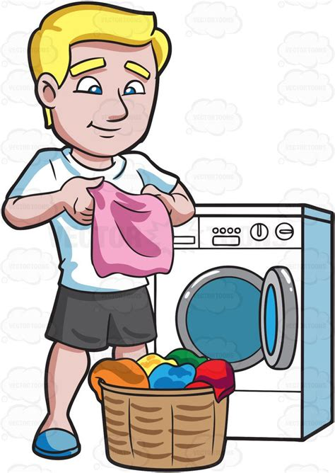 Laundry Clip folded laundry clip cliparts