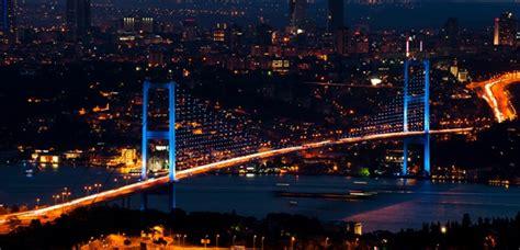 istanbul gece manzaras istanbul gece hayatı gezilecek yerler