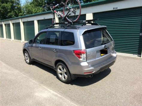 subaru forester 2 5xt for sale sell used 2011 subaru forester 2 5xt premium low mileage