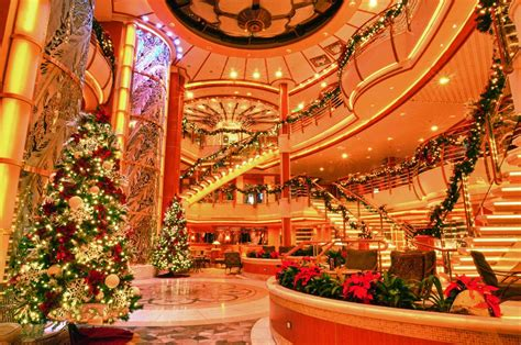 norwegian cruise xmas princess cruises highlights holiday sailing availability