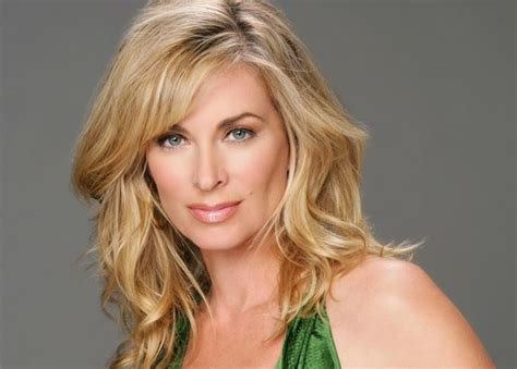 the young and the restless eileen davidson defends hunter king in apr 232 s les feux de l amour eileen davidson ashley abbott