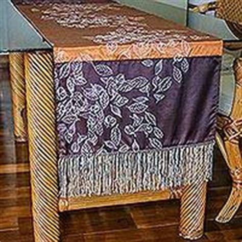 Placemat Pandan Nature Placemat Table Runner 3545cm Brownyellow table linens tableware at novica