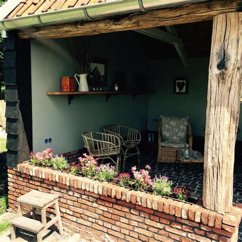 veranda zwart hout veranda s hout en huis in stijl