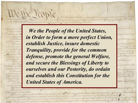 the constitution is divided into seven major sections called the u s constitution an introduction