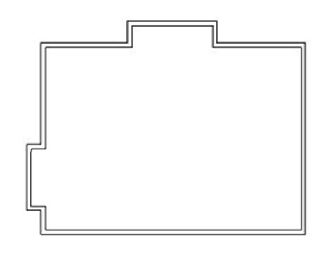 blank floor plan template the gallery for gt blank floor plan templates