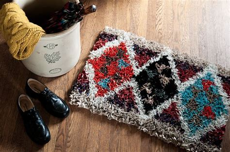 shaggy rag rug tutorial 17 best images about shag rugs on white blue kid and to work