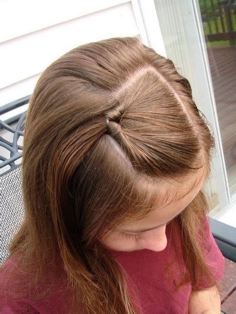 little girl hairstyles easy to do little girl hairstyles easy to do