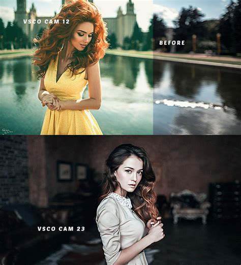 15  Best VSCO Lightroom Presets
