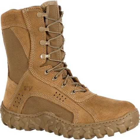 coyote brown boots rocky coyote s2v tactical boots coyote brown