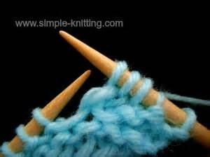 knitting make one right how to make 1 knitting increase