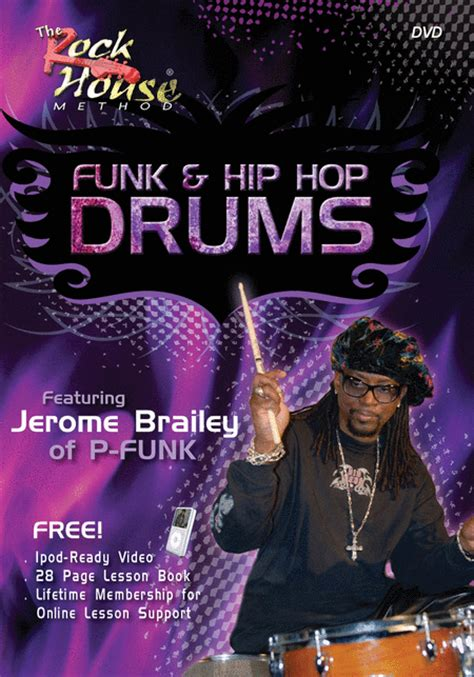 jerome brailey jerome brailey of parliament funk hip hop drums sheet