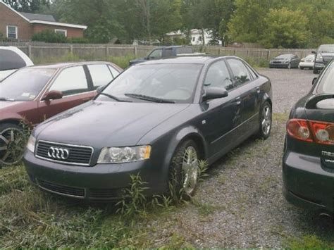 how much is a audi a4 worth how much would you pay for this 2004 a4 w broken timing