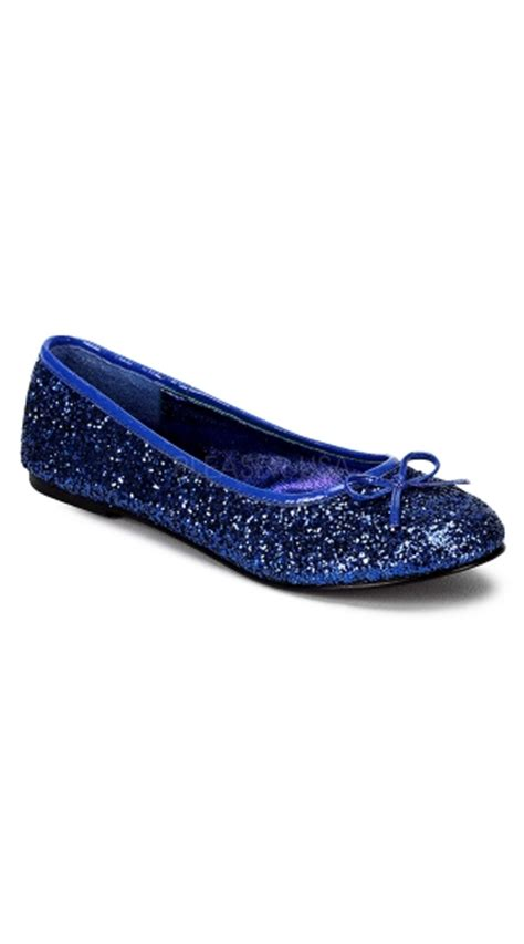 blue glitter flat shoes electric blue glitter flat sparkly blue flat shoe blue