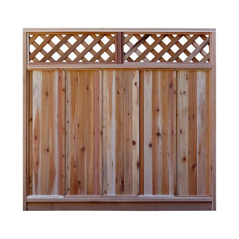 image gallery home depot fence panels