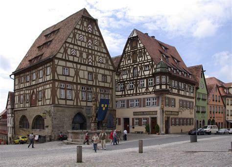 wohnung rothenburg ob der tauber file rothenburg ob der tauber marktplatz 001 jpg