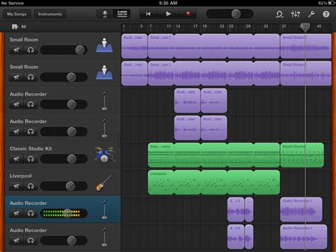 Garageband Track Garageband Has Found Its Interface Robby Grossman