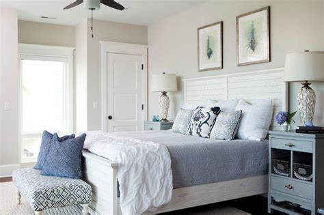 Figure 8 Island   Beach Style   Bedroom   Wilmington   by Amy Tyndall Design