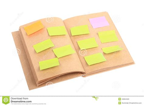 Note Book Coldplay By Bunka Book paper note on book isolated stock photo image 43854422