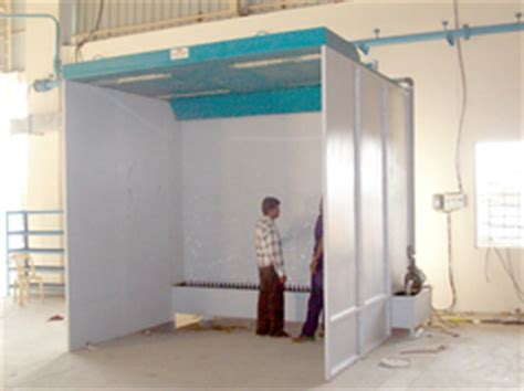 paint booth curtains water curtain type paint booth in ganapathy pin code