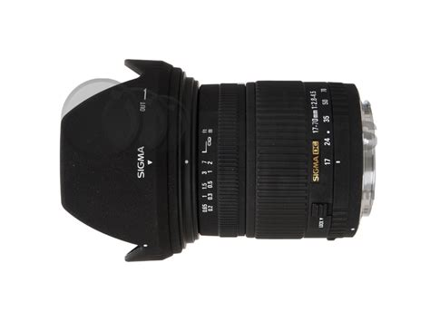 Sigma 17 70mm F2 8 4 Dc Macro Os Hsm sigma 17 70mm f 2 8 4 5 dc macro lens reviews specification accessories lensbuyersguide