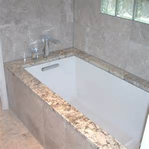 Undermount Bathtubs Eric Cantu Construction Undermount Soaker Tub