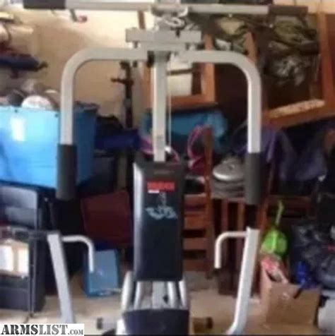 armslist for sale weider 8920 home