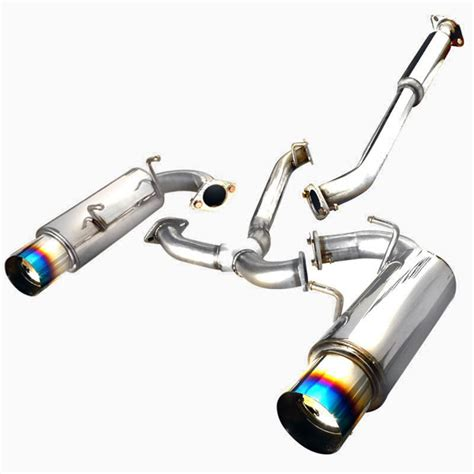 2013 scion tc exhaust system pro design stainless steel exhaust system for 2013 scion frs