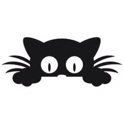 Cat Wall Sticker best 25 silhouettes ideas on pinterest silhouette art