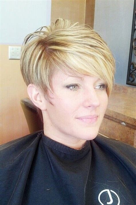 asymmetrical hairstyles for older women short hairstyles short hairstyles fine hair for women