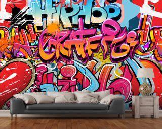 graffiti wallpaper for home abstract art wallpaper wall murals wallsauce