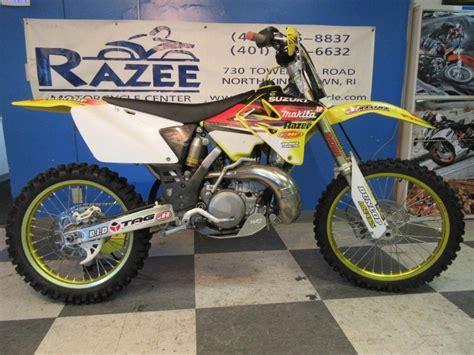 Ricky Carmichael Suzuki Raze Vehicles For Sale