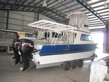 boats online nt 9 5m shark cat boat jet hovercraft nt