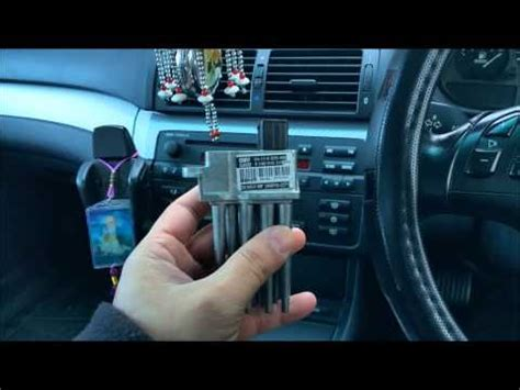 bmw e46 blower motor resistor replacement diy bmw e46 blower motor resistor stage unit replacement
