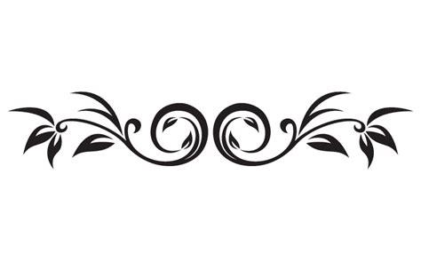decorative line scroll decorative line gold clipart scroll 24 707 x 440
