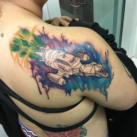 watercolor tattoos in nyc chicago watercolor artist nathan galman
