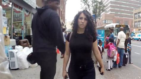 michael che catcalling woman in viral catcall video why we made the psa today