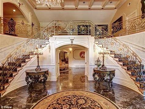 Foyer Crystal Chandelier Joe And Teresa Giudice Re List Their 2 99m New Jersey