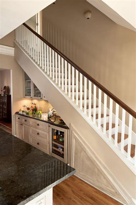 Inter Stairs And Kitchen Design Historic Home Gets A Kitchen Update Hgtv
