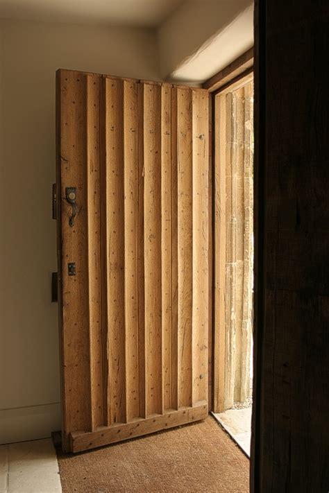 Handmade Oak Doors - oak door oxford open