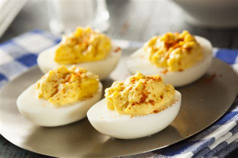 the best ever deviled eggs the country cook
